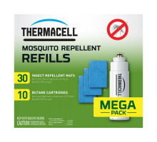 Картридж Thermacell R-10 Mosquito Repellent Refills Mega Pack