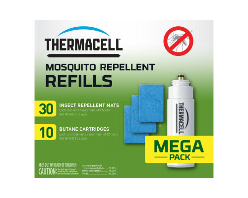 Картридж Thermacell R-10 Mosquito Repellent Refill Mega Pack