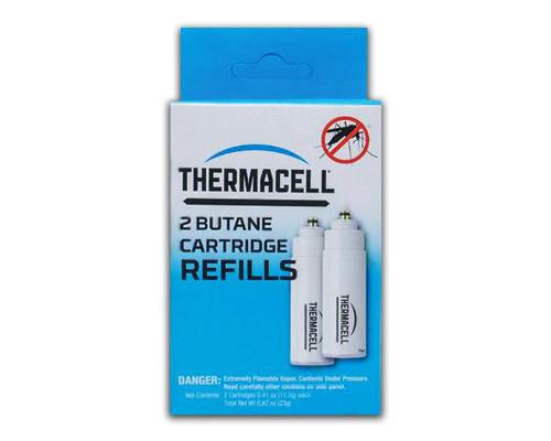 Набір запасний Thermacell Butane-Twin Pack 2 балончика